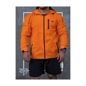 Men's Wind and Water Resistant Jacket